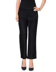 Marni Casual Pants Dark Blue