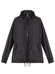 Moncler Orchis Lightweight Hooded Jacket Black
