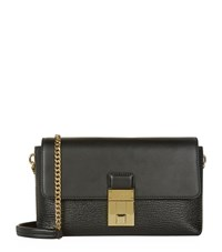 Ted Baker Beckaa Lock Cross Body Bag Female Black