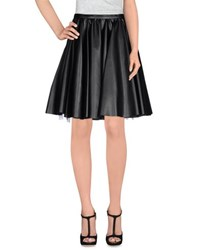 Amen. Skirts Knee Length Skirts Women Black