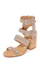 Dolce Vita Effie Sandals Taupe
