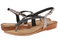 Not Rated Bird Rock Pewter Women's Sandals