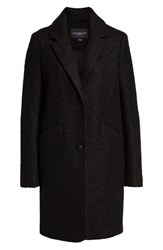 Marc New York Pressed Boucle Coat