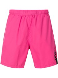 Hugo Boss Swimming Trunks Pink