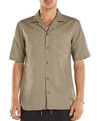 Zanerobe Camper Regular Fit Button Down Shirt Khaki