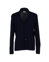 Faconnable Suits And Jackets Blazers Men Dark Blue