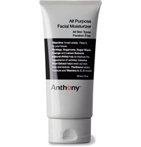 Anthony Logistics For Men All Purpose Facial Moisturizer 90Ml Colorless