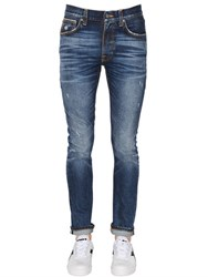 Nudie Jeans 16.5Cm Lean Dean Selvage Denim
