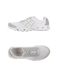 Columbia Footwear Low Tops And Trainers Men White