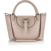 Meli Melo Meli Melo Women's Halo Medium Tote Bag Taupe