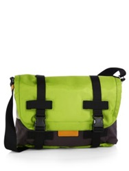 Marc By Marc Jacobs Fake It 'Til You Make It Messenger Bag Green