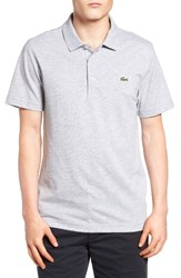 Lacoste Men's Super Light Polo Silver Chine
