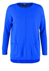 Cocoa Cashmere Jumper Electric Royal Blue