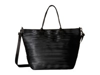 Harveys Seatbelt Bag Medium Streamline Tote Salvage Black Tote Handbags