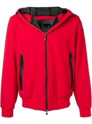 Rrd Hooded Jacket Red
