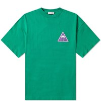 Palm Angels Icon Tee Green