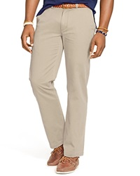 Polo Ralph Lauren Straight Fit Chino Pants Boating Khaki