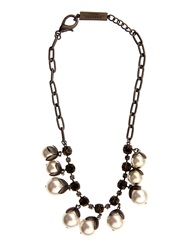 Max Mara Okra Necklace