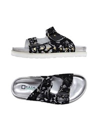 D.A.T.E. Footwear Sandals Women Black