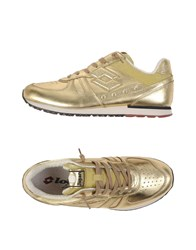 Lotto Leggenda Sneakers Gold
