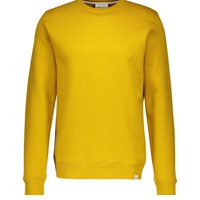 Norse Projects Vagn Hoodie Montpellier Yellow