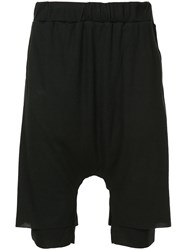 First Aid To The Injured Petri Shorts Black