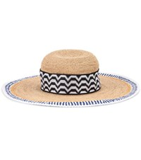 Missoni Mare Straw Hat Multicoloured
