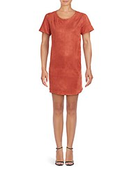 Minkpink Now Or Never Dress Rust