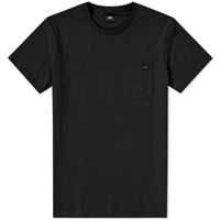 Edwin Pocket Tee Black