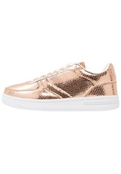 Missguided Trainers Rose Gold