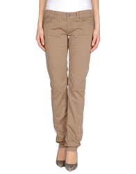Dondup Standart Trousers Casual Trousers Women Khaki
