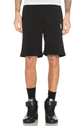 Marcelo Burlon Paco Shorts Black
