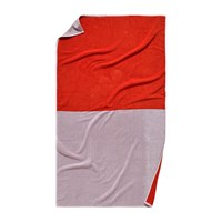 Hay Compose Guest Towel Red