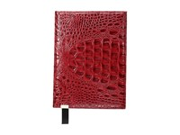 Brahmin Journal Chutney Wallet Burgundy
