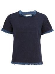 Marques Almeida Marques'almeida Denim Blouse Blue