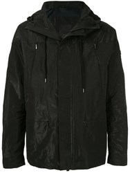 Tatras Lightweight Zip Up Jacket Black