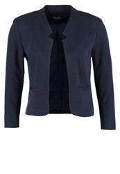 Mbym Perri Blazer Night Sky Dark Blue