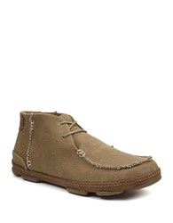 Gbx Atane Chukka Boots Light Brown