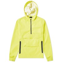 A.P.C. Flash Windbreaker Anorak Yellow