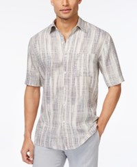Tasso Elba Graffiti Print Shirt Only At Macy's