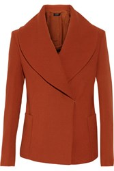 Derek Lam Wool Blend Jacket Brown