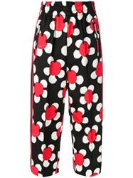 Marc Jacobs Daisy Track Trousers Red