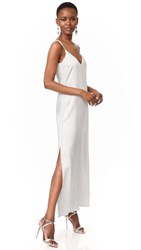 Elizabeth And James Pearl Gown Pale Dove