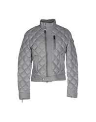 Add Coats And Jackets Down Jackets Women Grey