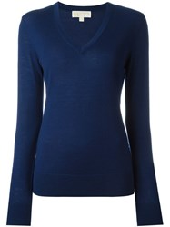 Michael Michael Kors V Neck Sweater