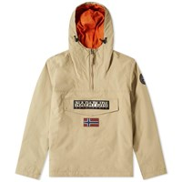 Napapijri Rainforest Summer Jacket Neutrals