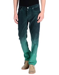 Band Of Outsiders Casual Pants Green