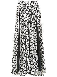 Amir Slama Long Skirt Black