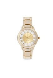 Forever 21 Two Tone Analog Watch