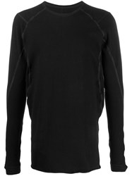Isaac Sellam Experience Trimmed Crew Neck Pullover 60